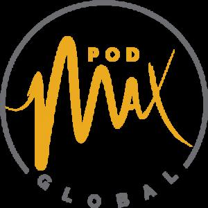 PodMAX Global logo