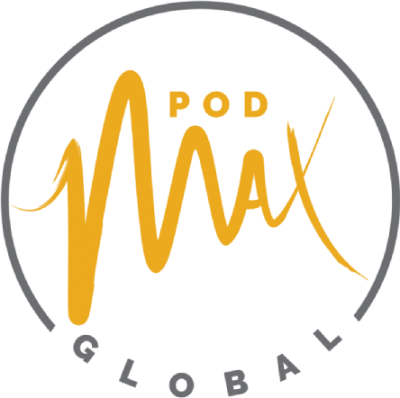 PodMAX Global logo