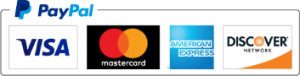PayPal and Credit Card Icons