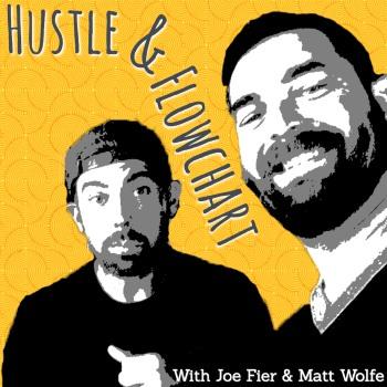 Hustle & Flowchart Cover Art